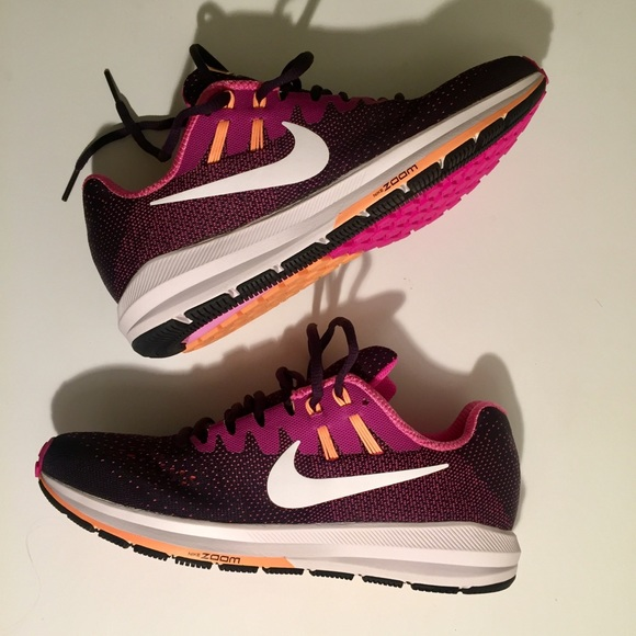 NEW NIKE SHOES STRUCTURE 20 Blue/Purple Size 8